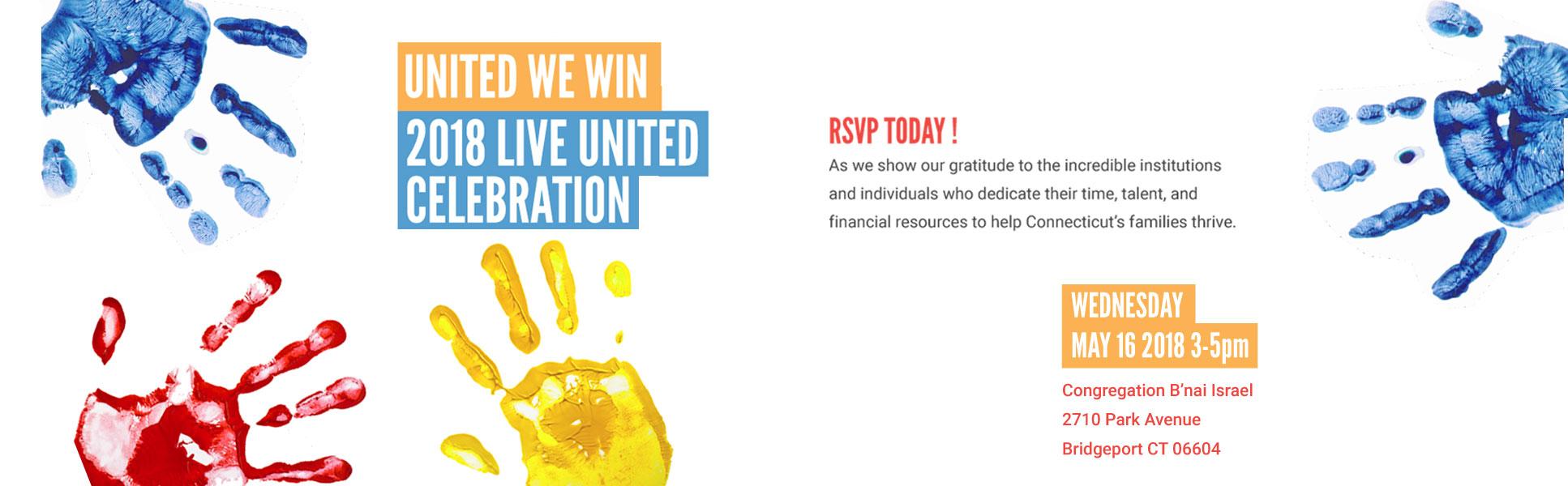 2018 LIVE UNITED Celebration